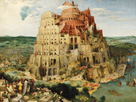 The Tower of Babel, Vienna by Pieter Bruegel the Elder