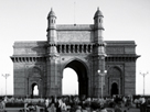 Gateway of India by Rainer Hackenberg