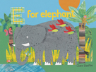 E for Elephant by Clare Beaton