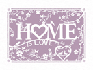 Home...is Love by Clara Wells