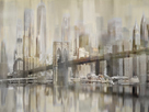NY Cityscape Castleton Bridge by Paul Duncan