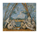 The Bathers, 1898-1905 by Paul Cezanne