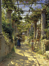 Pergola Harvest by Peder Mork Monsted