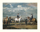 Why Weren't You Out Yesterday? by Sir Alfred Munnings