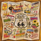 Route 66 by Dupre