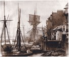 The Thames at Wapping by Anonymous