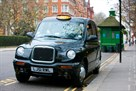 London Taxi I by Joseph Eta