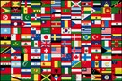 A Collection Of Flags by The Vintage Collection