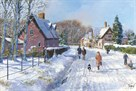 Snow Had Fallen by Clive Madgwick