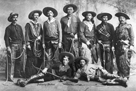 Buffalo Bill's Cowboys, 1890 by The Chelsea Collection