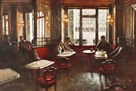 Cafe Florian, Venice by Clive McCartney