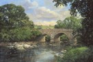 Old Bridge, Derbyshire by Clive Madgwick