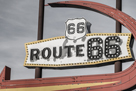 Retro Route 66 by Alan Copson