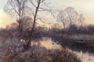 Frosty Morning by Clive Madgwick