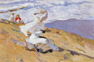 Capturing The Moment by Joaquín Sorolla y Bastida