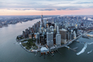 Lower Manhattan Skyline by Matteo Colombo