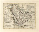 Arabia, Agreeable To Modern History, 1717 by Herman Moll