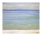 Tangier Bay by Sir John Lavery