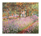 Irises in Monet's Garden by Claude Monet