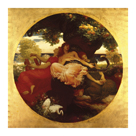 Garden Of The Hesperides by Lord Frederic Leighton