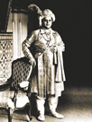 Foto Adel Indien, Standportrait, Maharadscha, Tracht by The Chelsea Collection