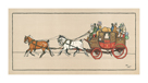 Stagecoach II by Cecil Aldin