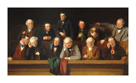 Gentlemen Of The Jury by John Morgan