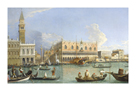 View of Venice II by William James