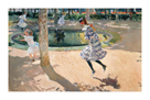The Skipping Rope by Joaquín Sorolla y Bastida