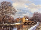 Winter Water by Clive Madgwick