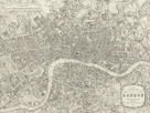 A Plan of London, 1831 by Samuel Lewis