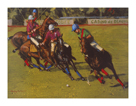 Polo At Deauville by Henry Koehler