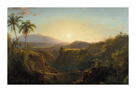 Pichincha by Frederic Edwin Church