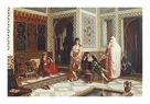 Harem Scene by Jan-Baptist Huysmans