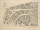 Redraft of the Costello Plan, New Amsterdam 1660 by John Wolcott Adams