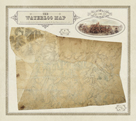 The Waterloo Map [Ed 1815] by The Royal Engineers