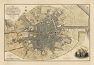 Map of Dublin, 1797 by John Rocque