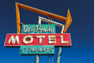 Highway Motel by Alan Copson