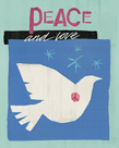 Peace and Love by Ken Hurd