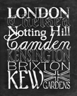 Places to Be - London by Lottie Fontaine