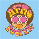 Afro Power by Todd Goldman