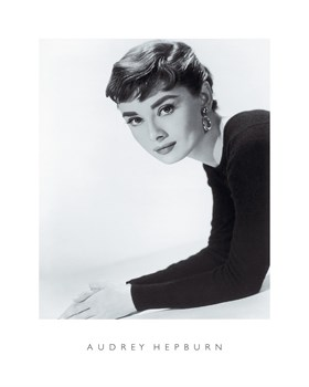 Audrey Hepburn Print by The Chelsea Collection