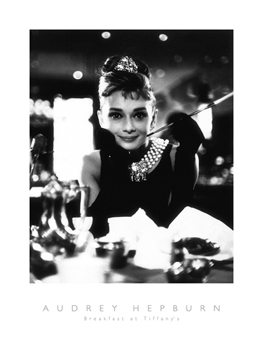 Breakfast At Tiffany's I Print by The Chelsea Collection