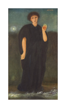 Ariadne Fine Art Print by Sir Edward Burne-Jones