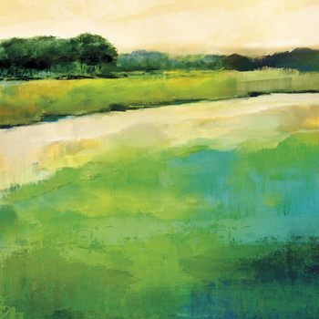 Verdant Vista Canvas Print by Paul Duncan