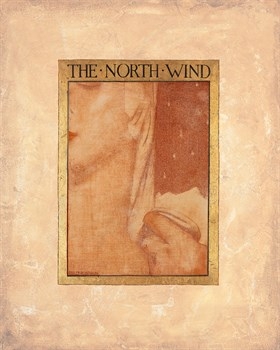 The North Wind Fine Art Print by Frederick Cayley Robinson