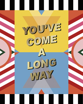 Long Way Canvas Print by Tom Frazier