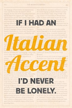 Accents IV Print by Tom Frazier