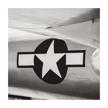 Classic Aviation III Print by Chris Dunker