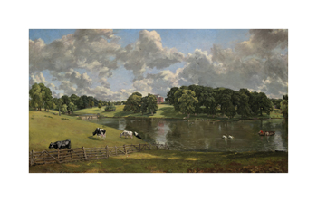 Wivenhoe Park, Essex 1816 Fine Art Print by John Constable